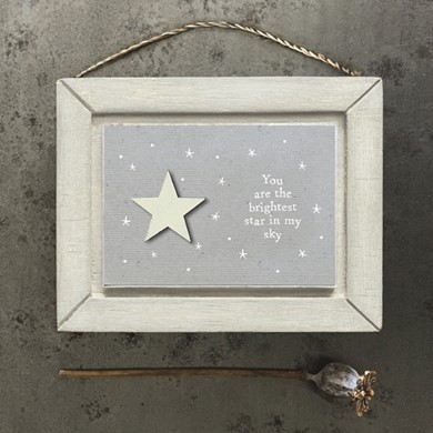 Brightest Star Frame